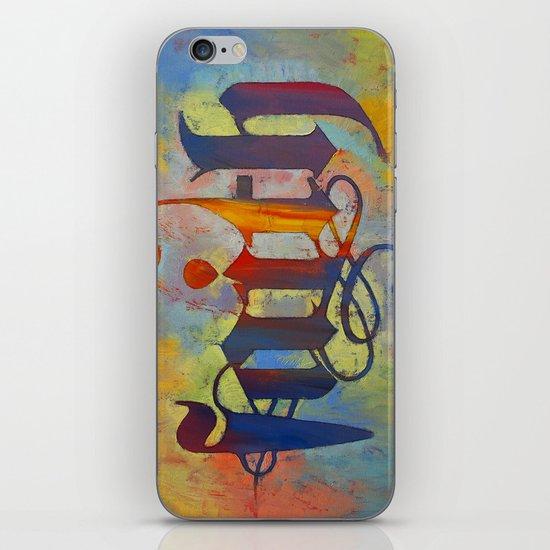 Faith iPhone & iPod Skin