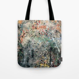 Abstracción II Tote Bag