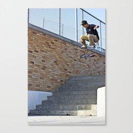 Half-Cab Flip Canvas Print