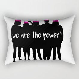 we are the power 2017 Rectangular Pillow