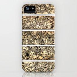 Density Decks iPhone Case