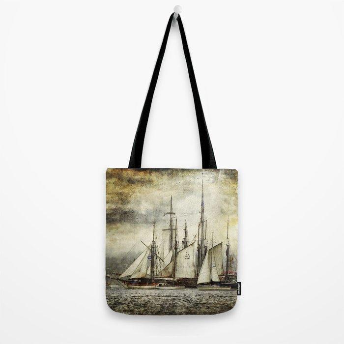 ship Tote Bag