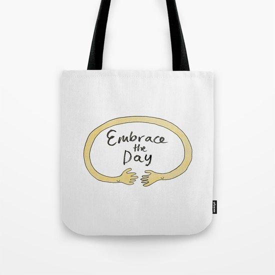Embrace the Day! by abbyabbyabby