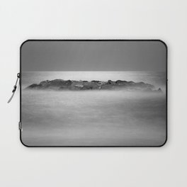 Magical moonlight at the sea Laptop Sleeve