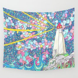 Peggy's Cove Wall Tapestry
