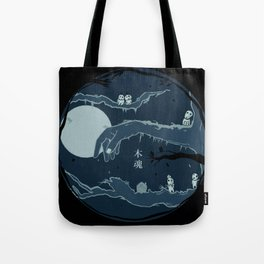 Japanese Kodama Tote Bag