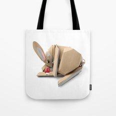 Unlucky Rabbits Foot Tote Bag