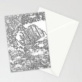 Progress - Moon Walk Stationery Cards