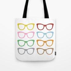 Glasses #4 Tote Bag