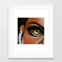 """Pon de Replay"" by Kristin Frenzel Framed Art Print"
