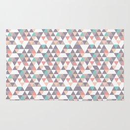 Peaceful Mountain Pattern Rug