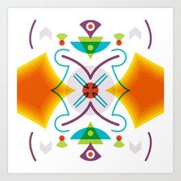 Quintilis Art Print