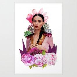 BLOOM 24 Art Print