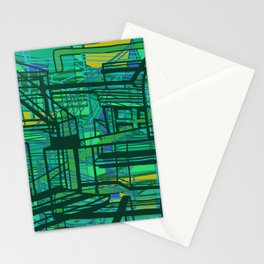 I'm busy, leave a message Stationery Cards