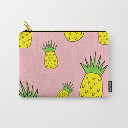 pineapple psych o Carry-All Pouch