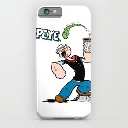 popeye iPhone Case