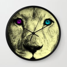DaLionCM Wall Clock