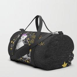 Magical Maltese Duffle Bag