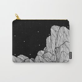 Rocks of the moon Carry-All Pouch