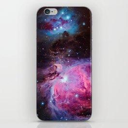 Orion Nebula iPhone Skin