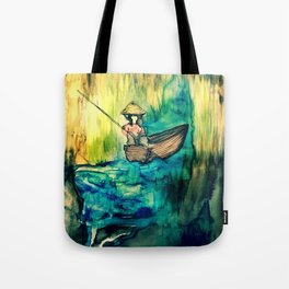 Tales on the Mekong Delta Tote Bag