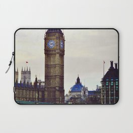 Ben & The Thames Laptop Sleeve