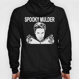 Spooky Mulder (black) Hoody