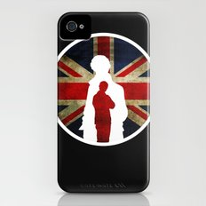 Queen and Country (Sherlock BBC) Slim Case iPhone (4, 4s)