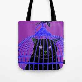 Look Who's Laughing Now Tote Bag