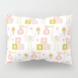 Amazing Baby Girl Design Pillow Sham