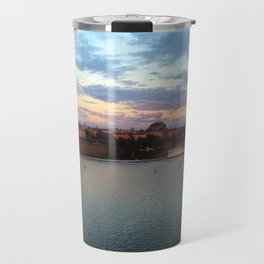 Prague Evening Travel Mug