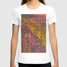 Where Are YOU / Density Series T-shirt