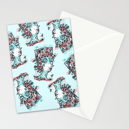 Landlord of the heart Stationery Cards