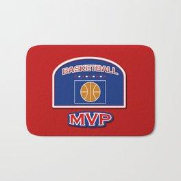 MVP Basketball board Bath Mat