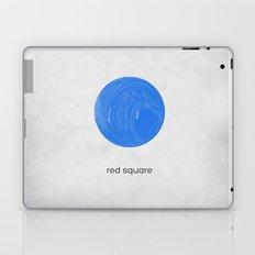red square Laptop & iPad Skin