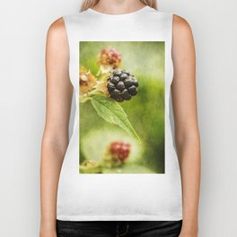 Wild berries #9 Biker Tank