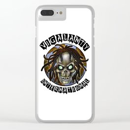 Vigalanty International Clear iPhone Case