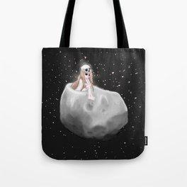 Lost in a Space / Phobosah Tote Bag