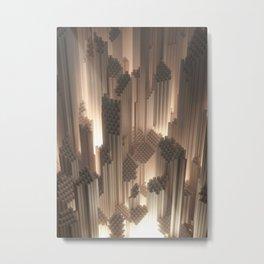 City of Lights  Metal Print