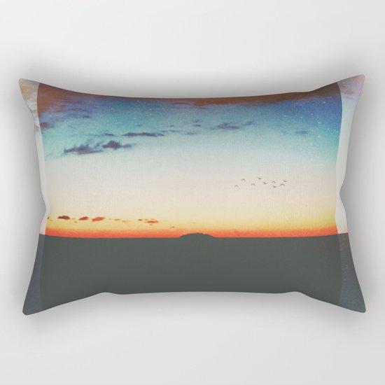 Fractions A82 Rectangular Pillow