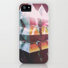 Astronaut Candy iPhone Case