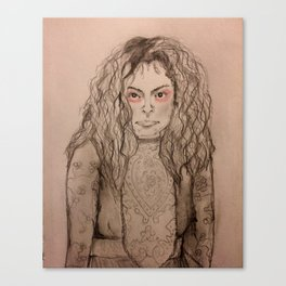 Sestra Canvas Print