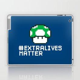 #Extra Lives Matter Laptop & iPad Skin