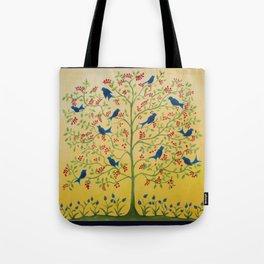 For the Blue Birds Charlene Tote Bag