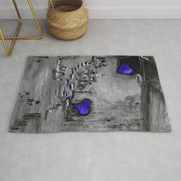 Purple Passion Manufacturing Company Rug