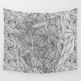 visage série /1 Wall Tapestry