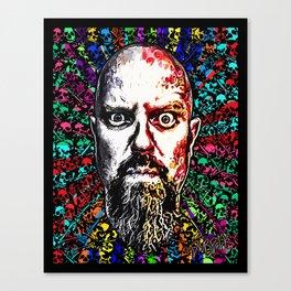 DWreck Glass Canvas Print
