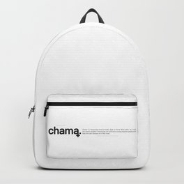 Chama Wiki Backpack