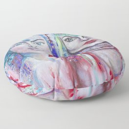 Protectors of Peace & Beauty Floor Pillow