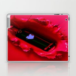 A jug of wine and thou Laptop & iPad Skin